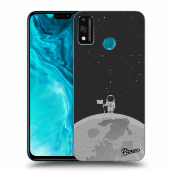 Obal pro Honor 9X Lite - Astronaut