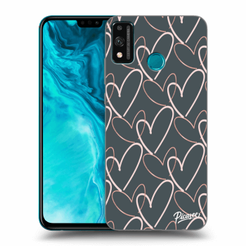 Obal pro Honor 9X Lite - Lots of love