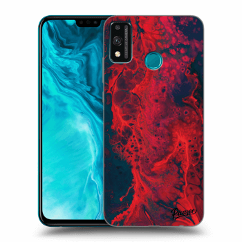 Obal pro Honor 9X Lite - Organic red