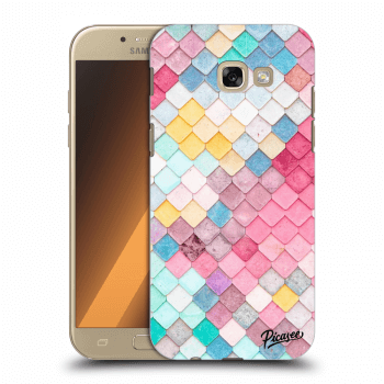 Obal pro Samsung Galaxy A5 2017 A520F - Colorful roof