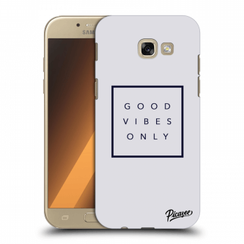 Obal pro Samsung Galaxy A5 2017 A520F - Good vibes only