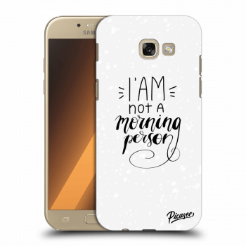 Obal pro Samsung Galaxy A5 2017 A520F - I am not a morning person