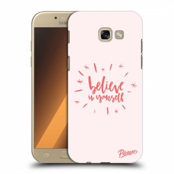 Obal pro Samsung Galaxy A5 2017 A520F - Believe in yourself