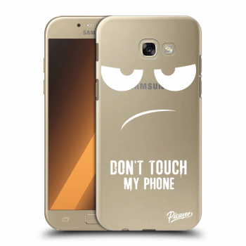 Obal pro Samsung Galaxy A5 2017 A520F - Don't Touch My Phone