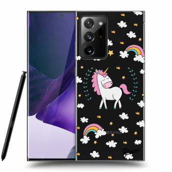Obal pro Samsung Galaxy Note20 Ultra - Unicorn star heaven