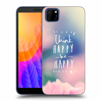 Obal pro Huawei Y5P - Think happy be happy