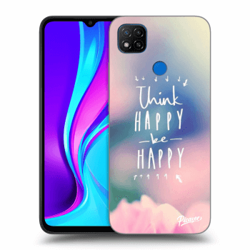 Obal pro Xiaomi Redmi 9C - Think happy be happy