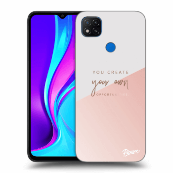 Obal pro Xiaomi Redmi 9C - You create your own opportunities