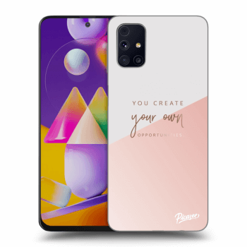 Obal pro Samsung Galaxy M31s - You create your own opportunities