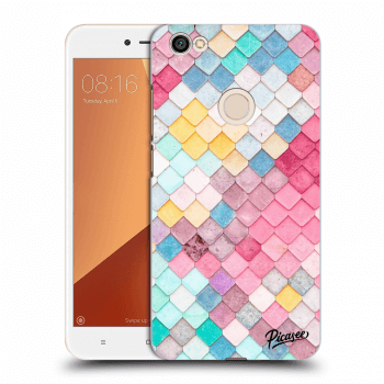 Obal pro Xiaomi Redmi Note 5A Prime - Colorful roof