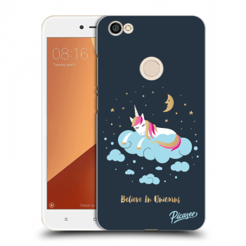 Obal pro Xiaomi Redmi Note 5A Prime - Believe In Unicorns