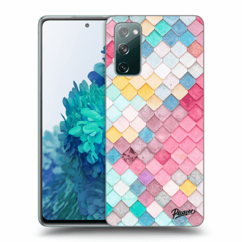 Obal pro Samsung Galaxy S20 FE - Colorful roof