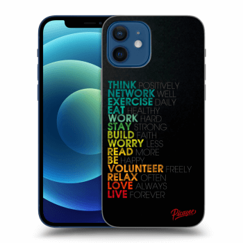Obal pro Apple iPhone 12 - Motto life