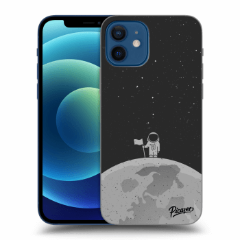 Obal pro Apple iPhone 12 - Astronaut