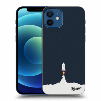 Obal pro Apple iPhone 12 - Astronaut 2