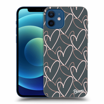 Obal pro Apple iPhone 12 - Lots of love