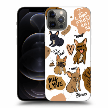Obal pro Apple iPhone 12 Pro - Frenchies