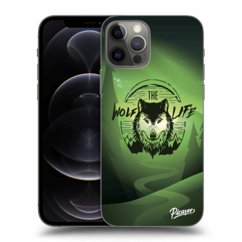 Obal pro Apple iPhone 12 Pro - Wolf life