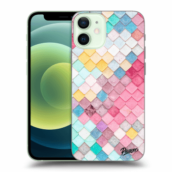 Obal pro Apple iPhone 12 mini - Colorful roof