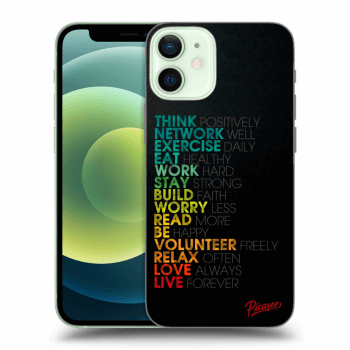 Obal pro Apple iPhone 12 mini - Motto life