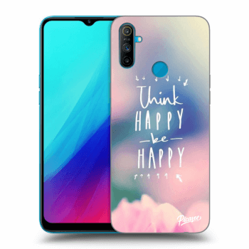 Obal pro Realme C3 - Think happy be happy