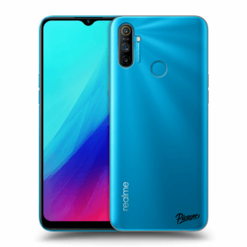 Obal pro Realme C3 - Clear
