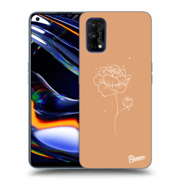 Obal pro Realme 7 Pro - Peonies