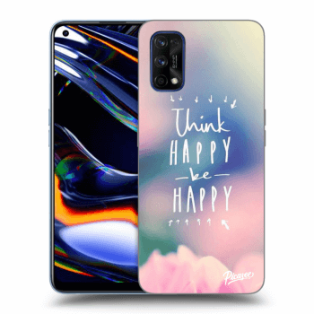 Obal pro Realme 7 Pro - Think happy be happy