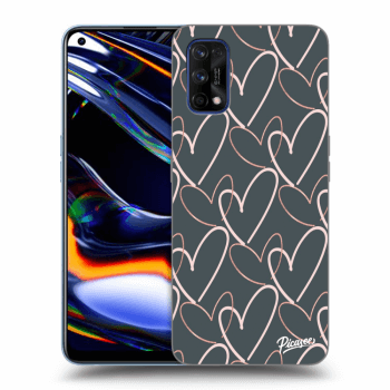Obal pro Realme 7 Pro - Lots of love