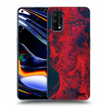 Obal pro Realme 7 Pro - Organic red