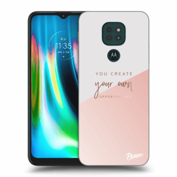 Obal pro Motorola Moto G9 Play - You create your own opportunities