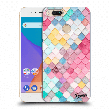 Obal pro Xiaomi Mi A1 Global - Colorful roof