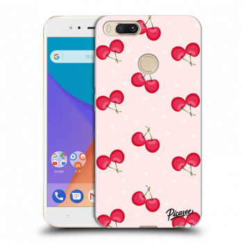 Obal pro Xiaomi Mi A1 Global - Cherries