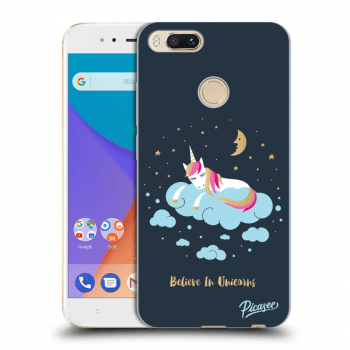Obal pro Xiaomi Mi A1 Global - Believe In Unicorns