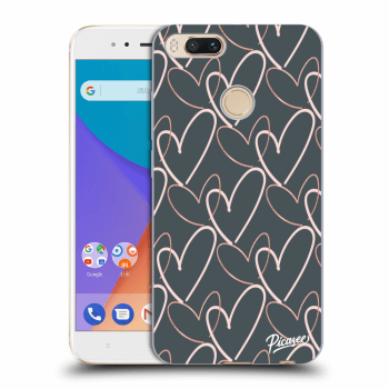 Obal pro Xiaomi Mi A1 Global - Lots of love