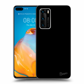 Obal pro Huawei P40 - Clear