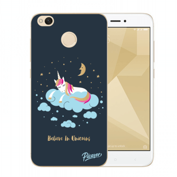 Obal pro Xiaomi Redmi 4X Global - Believe In Unicorns