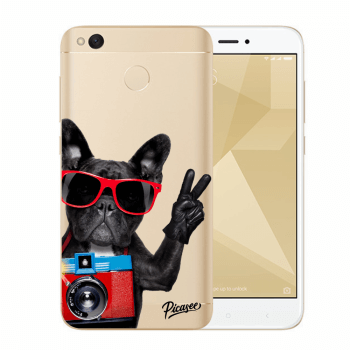 Obal pro Xiaomi Redmi 4X Global - French Bulldog