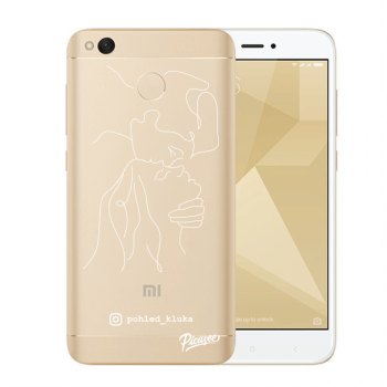 Obal pro Xiaomi Redmi 4X Global - Forehead kiss White