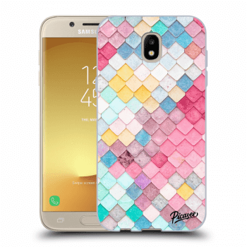 Obal pro Samsung Galaxy J5 2017 J530F - Colorful roof