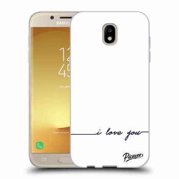 Obal pro Samsung Galaxy J5 2017 J530F - I love you