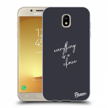 Obal pro Samsung Galaxy J5 2017 J530F - Everything is a choice