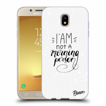 Obal pro Samsung Galaxy J5 2017 J530F - I am not a morning person