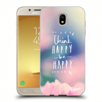 Obal pro Samsung Galaxy J5 2017 J530F - Think happy be happy