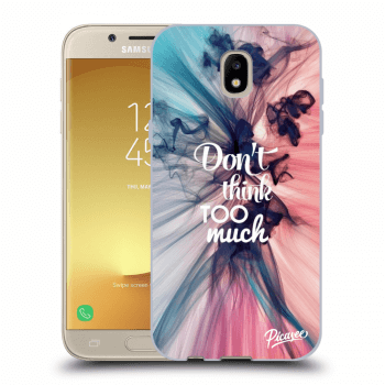 Obal pro Samsung Galaxy J5 2017 J530F - Don't think TOO much