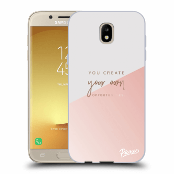 Obal pro Samsung Galaxy J5 2017 J530F - You create your own opportunities
