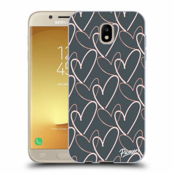 Obal pro Samsung Galaxy J5 2017 J530F - Lots of love