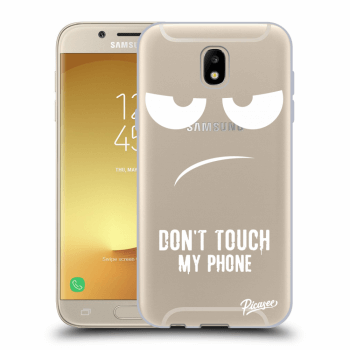 Obal pro Samsung Galaxy J5 2017 J530F - Don't Touch My Phone