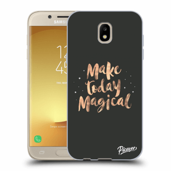 Obal pro Samsung Galaxy J5 2017 J530F - Make today Magical