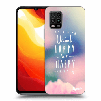 Obal pro Xiaomi Mi 10 Lite - Think happy be happy